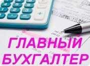 Главный бухгалтер с опытом работы
